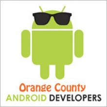 Orange County Android Developer &amp; User Community Group