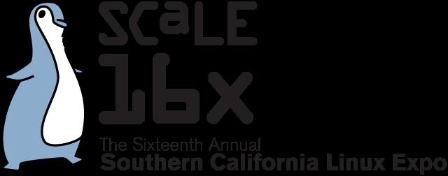 SCALE 16x logo
